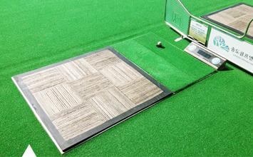 골프연습장 내부 사진